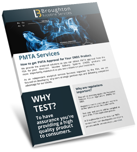 Booklet - PMTA Services